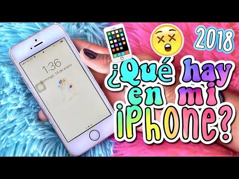 ¿Qué hay en mi celular? Mis apps favoritas! 2018 | Michmoon