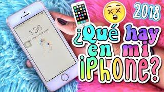 ¿Qué hay en mi celular? Mis apps favoritas! 2018   Michmoon