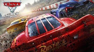 Cars 3: Driven to Win - Dinoco Wreck Cruz Ramirez - vs Jackson Storm - Jackson Storm Race