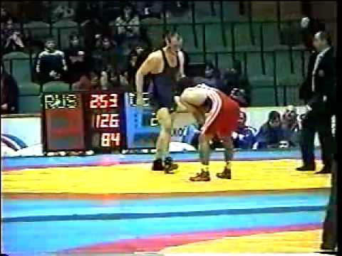 Cael Sanderson vs. Adam Saitiev