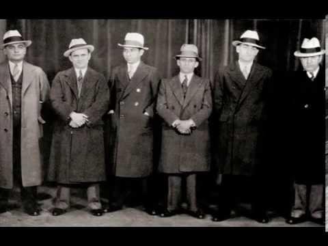 Los 9 mafiosos mas peligrosos y famosos de toda la historia ~ LOQUENDO