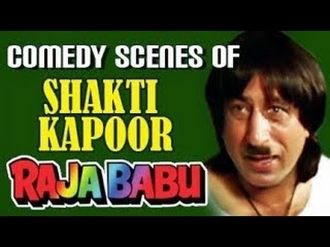 Best Scenes Of Shakti Kapoor, Raja Babu - Comedy Scene 3 21 video