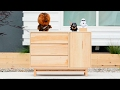 Designing And Building A Dresser   Woodworking Projects