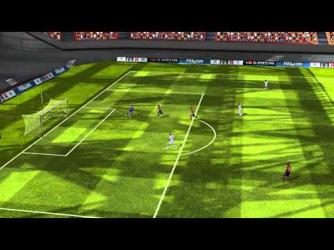 FIFA 14 Android - Dubai VS Real Madrid