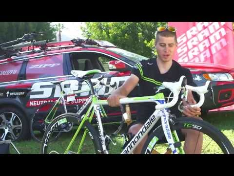 Tour Insider Powered by SRAM  - Peter Sagan Wheelie Clinic
