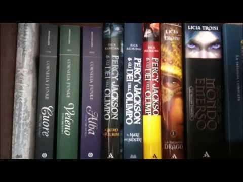 Video tag – La mia libreria #1