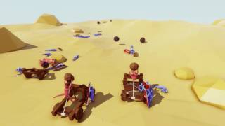 Totally Accurate Battle Simulator - FINALLY available