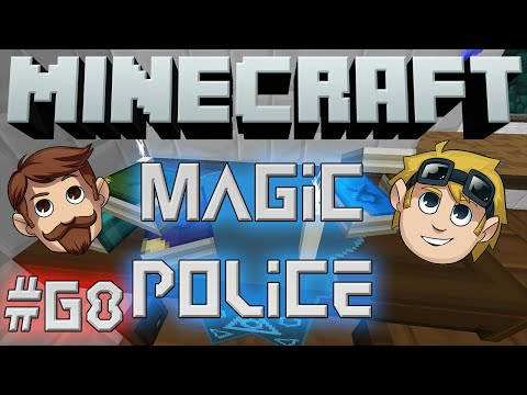 Minecraft Magic Police #68 - Welcome To Azkabang (yogscast Complete Mod Pack) video