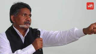 MRPS Chief Manda Krishna Madiga Comments On Pawan Kalyan | SC,ST Issue