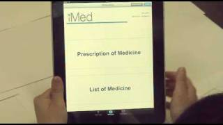 iMed - Medical iPad Software