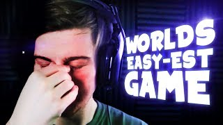 The Worlds Easy-est Game!? (YEAH ABOUT THAT..)
