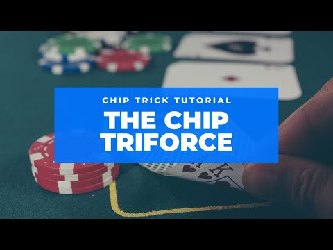 Poker Chip Tricks - The Trick With No Name
