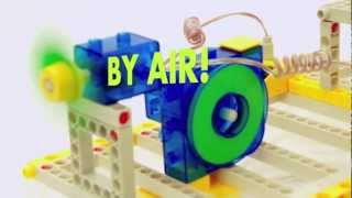 Air-Stream Machines by Thames & Kosmos