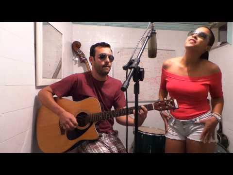 Anitta - Ta Na Mira - Cover Junior & Elaine video