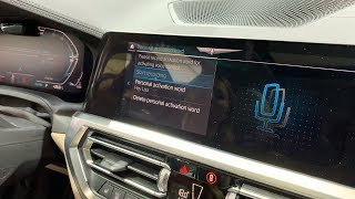 BMW Intelligent Personal Assistant - Demo