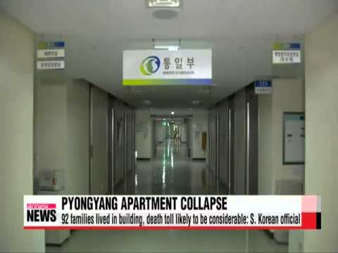 18/5/2014 - North Korea reports 'serious accident' after Pyongyang building collapses