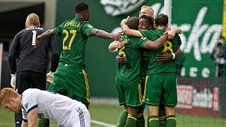 MATCH HIGHLIGHTS | Portland Timbers 2, Vancouver Whitecaps FC 1