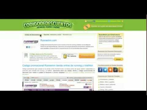 Tienda online RunnerInn.com