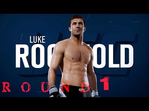 Теория+Практика Round 1 Один из боев турнира, Baltsevantonio vs onl1chka UFC 2(гайд,фишки,секреты)