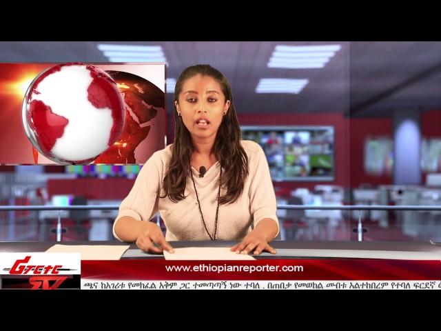 ETHIOPIAN REPORTER TV |  Amharic News 01/01/2016