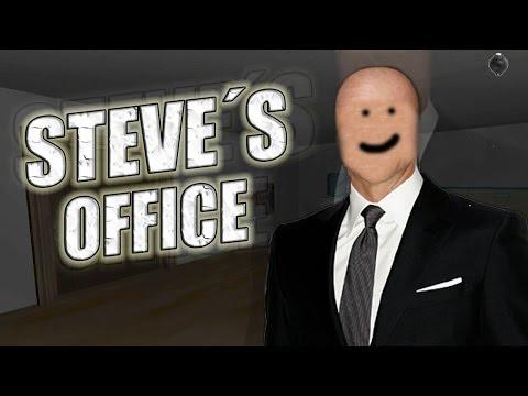 Steve's Office | Trabajar nunca fue tan terrorífico !!