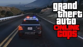 GTA 5 Online COPS: First Response Episode 1