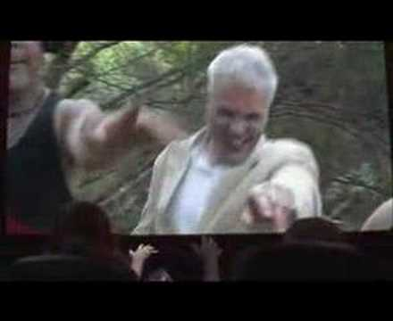 Harvey Fierstein's Zombie PSA Video