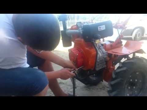 Дизельный мотоблок ремонт своими руками 66