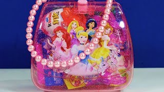 Disney Princess Purse Toys Kinder Joy Surprise Egg Kitty Club Shopkins FlipaZoo Disney Princess MLP