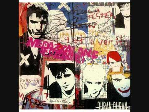 Duran Duran - Silva Halo (Part Song)