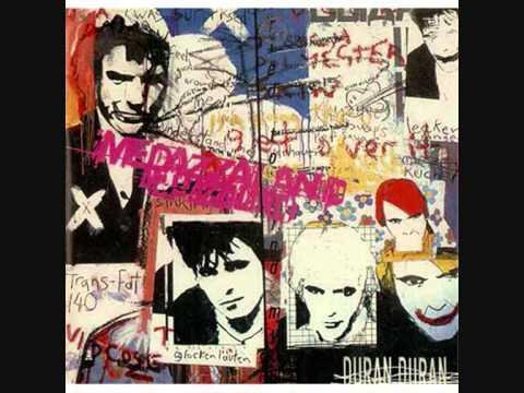 Duran Duran - Silva Halo
