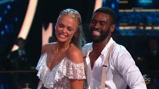 HD Jennie and Keo Dancing With The Stars | Week 1 - Foxtrot