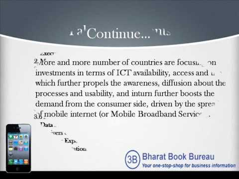 Bharat Book Presents : Global Mobile Data Services Pricing Perspective   2013