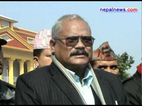 President Yadav consults top leaders