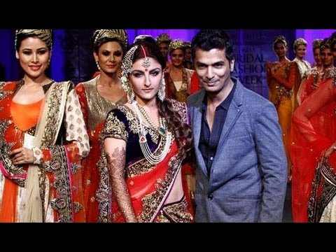 Aamby Valley India Bridal Fashion Week: Soha Ali Khan Walks The Ramp For Vikram Phadnis