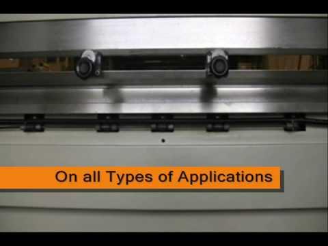 Baileigh BP-9078 CNC Hydraulic Sheet Metal Press Brake. 2 Axis Press Brakes