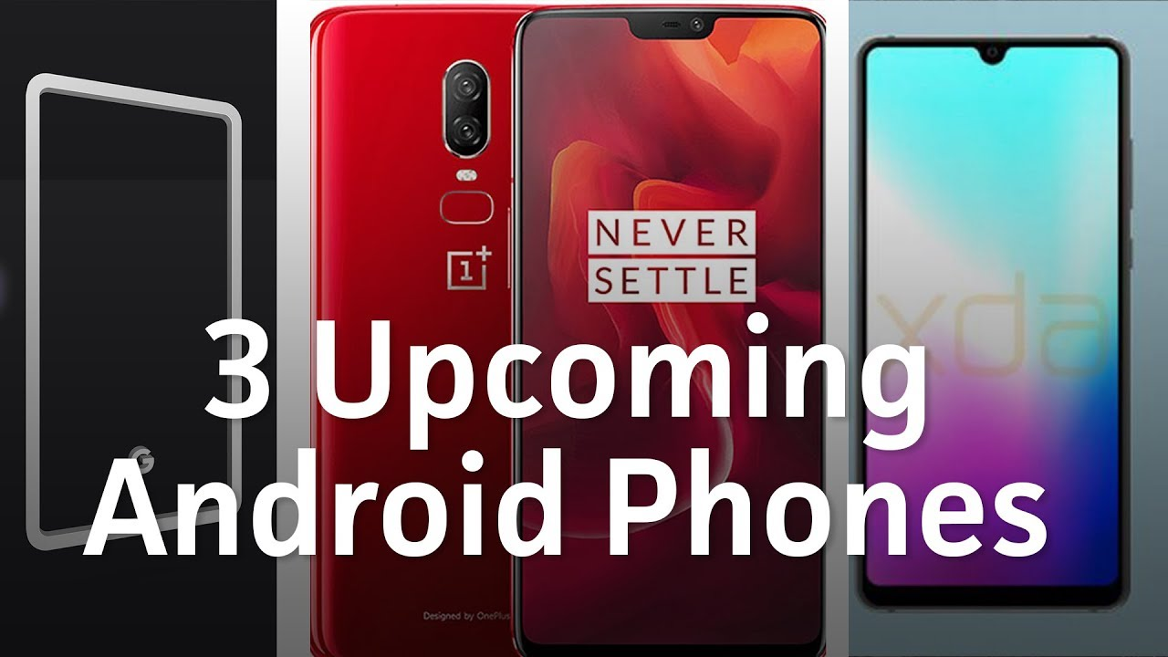 These 3 upcoming Android phones could put the iPhone XS Max to shame