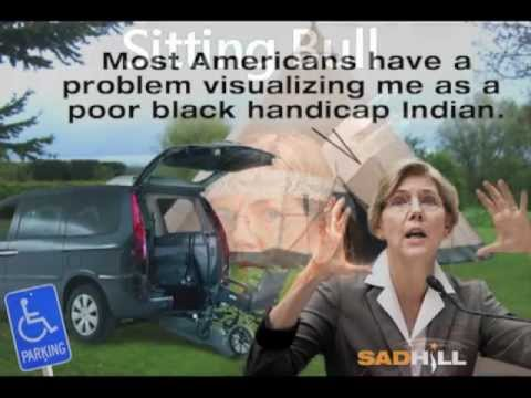 elizabeth warren indian blood