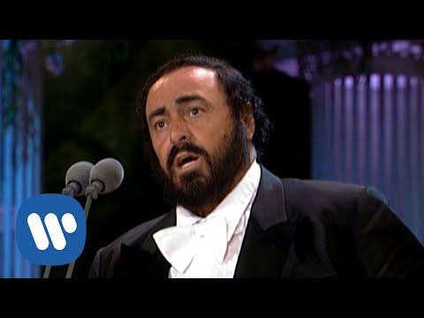 "Luciano Pavarotti sings ""Nessun dorma"" from Turandot (The Three Tenors in Concert 1994)"