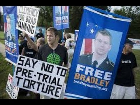 Bradley Manning sentenced to 35 years in prison