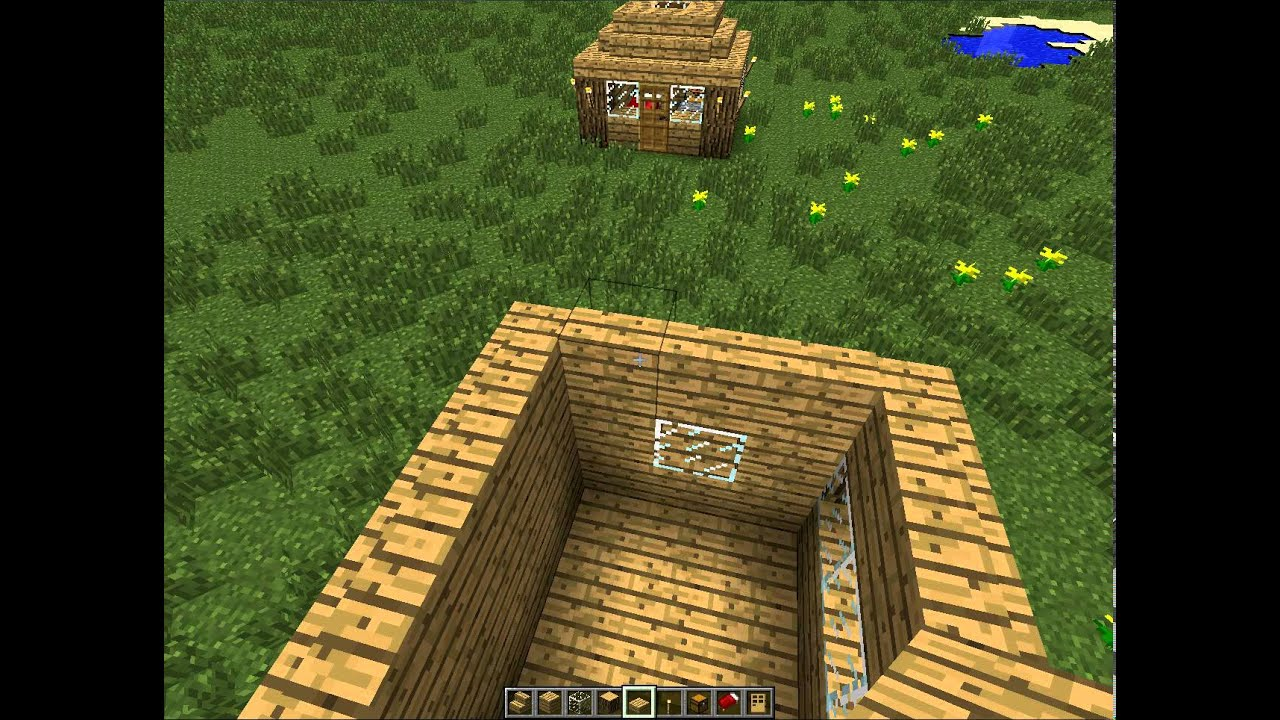 minecraft small house tutorial youtube