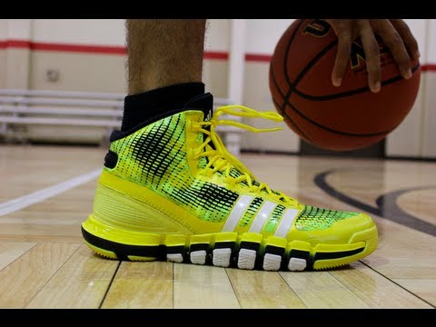Adidas Crazy Quick Performance Test