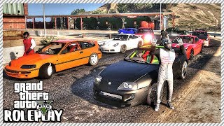 GTA 5 Roleplay - Police Stop Drag Race & Almost Seized my Car | RedlineRP #371