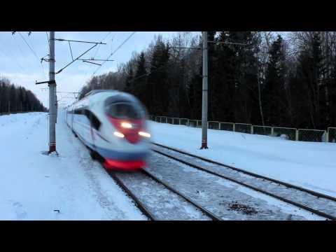 Russia, 112 km from Moscow, Oktyabrskaya Railway, Chernichnaya station. Music: Josh Woodward -- Incoherent (joshwoodward.com)