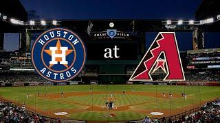 ARI Franchise - Game 34 - HOU @ ARI - MLB The Show 18