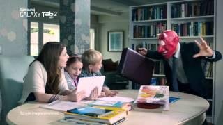 Samsung Galaxy Tab 2 101 Commercial