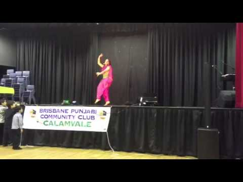 Punjabi Dance Performance video