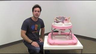 Safety 1st Disney Music & Lights Baby Walker Review by zSeek