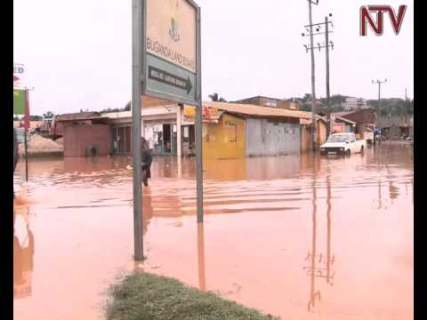 Heavy rains wreak havoc on Kampala residents