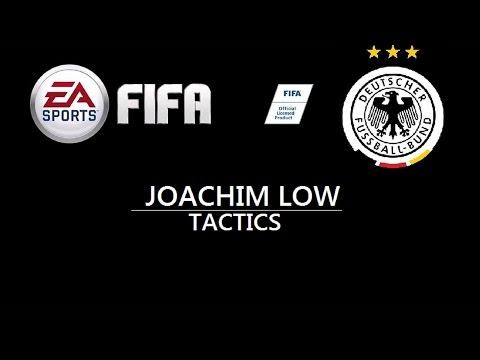 FIFA Custom Tactics World Cup:Germany Joachim Löw Tactics and Formation HD